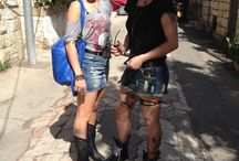 JLM Street Style / Local street style and people in Jerusalem, Israel