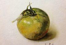 Pomidor w Nowy Rok