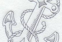 szablony pirografia
