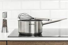 Kilpailut / Voita laadukkaita Heirol keittiövälineitä!