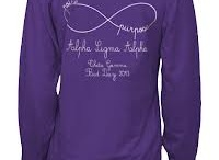 Alpha Sigma Alpha / by Samantha Goshia