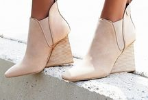 cool wedge bootie