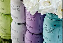 Spring Home DIY / Some spring home projects for the savvy DIYer.
