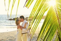 Beach Wedding / by Kristen Badgett