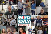 MFG Day / Bishop-Wisecarver Group (BWG) joined thousands of other manufacturers to commemorate this year's Manufacturing Day (MFG Day). Bishop-Wisecarver opened their doors to the community to show how important manufacturing is to this country.