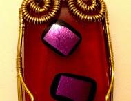Wire wrap jewellery by Steve Smith Jewellery