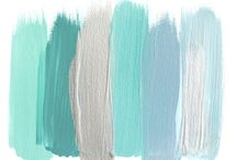 Color Palettes / by paige =^..^=