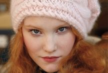 ladies knitted hats patterns