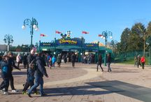 Disneyland Paris / Our Trips to Disneyland Paris. Hoping to get to Florida one day when the kids are old enough to appreciate the rides, but until then...