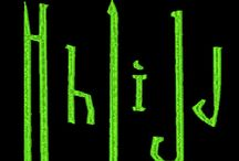 FREE Correy's Font Embroidery Design Alpha / Collectable FREE machine embroidery designs from CinDes Embroidery Designs http://cindysembroiderydesigns.com/Correys-Font.html