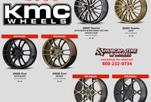 KMC Wheels / Take a look at KMC Wheels. We will be adding all the new wheels to this board every year they come out.