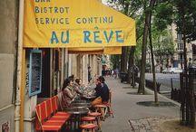Montmartre et la gourmandise / Les commerces de bouche de qualité, les restaurants, les pâtisseries, les primeurs authentiques, les traiteurs, les caves à vin sont nombreux dans notre quartier.