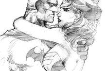 Wonder women - Batman