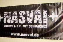 PVC-Banner Druck