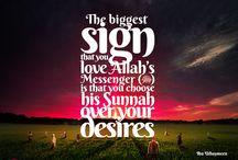 Let us do Sunnah ^^
