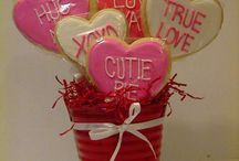 Valentine Cookies / by Cake Central