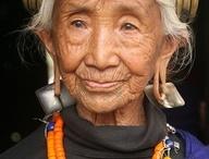 beautiful older people.