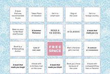 Resolve to Read / Need to shake up your reading life a little bit? Try one of these reading challenges and make a literary New Year's resolution!