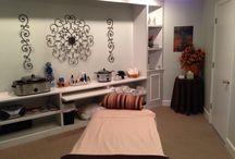 Massage stuff  / by Jessica Covey