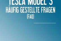 Tesla Model 3 / Auf dieser Pinnwand werden Details und Infos zum Tesla Model 3 veröffentlicht. Dazu gehört der Tesla Model 3 Preis, Tesla Model 3 News, Tesla Model 3 Fakten und vieles mehr.