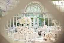 Botanic Chic wedding