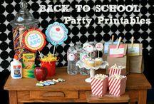 Celebrating Holidays - Back to School / by Nidya de Hoyos