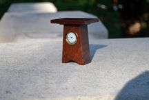 Mini Baby Grandfather Clock / Mini Baby Grandfather Clock