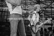 "Lou Gramm  - live '82 (formula) b/w / tour ""4"""