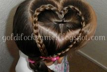 Kids hairstyles / Hairstyles for young girls