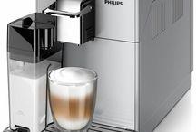 Kaffeevollautomaten / Hier dreh sich alles um die schönste Sache der Welt: die frische Tasse Kaffee am morgen, den Muntermacher und wie man zu ihr kommt.