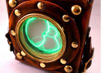 Inventor / Projet de costume Steampunk