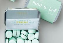 Mint and gold Party / mint and gold party ideas