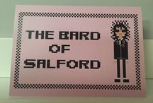 Salford.....and Manchester