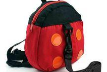 Safe Baby Harness Toddler Kids Bag Safety Child Walk Back Pack Walker Strap Rein