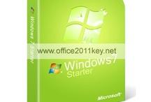 Windows 7 Key
