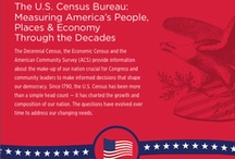 Census Infographic / by Marvin Smith, Strategic Talent Sourcing Technologist
