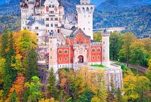 Beautiful Castles / There are so many breathtaking castles around the world! Enjoy this board and inspire yourself with this selection of beautiful castles from all over the globe!