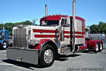 Semi Tractor units / by Barry Gessner
