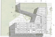 tavole / Architecture  presentation and diagrams