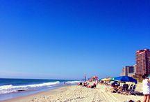 Down By The Ocean / beach