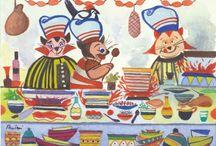 illustrazioni per bambini - Children illustrations by Massimo Pantani - Pantani Arte