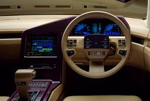 Automotive UI / Dashboard and in-car displays