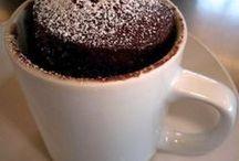 Eat: Healthy Mug Cakes