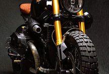 Scorpion Dreams Car and Bike