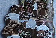 Petřiny perníčky - povolání, záliby