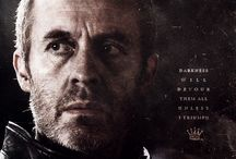 Stannis is Pure Iron. He'll break before he bends / To my King, Stan the man, the one true king.