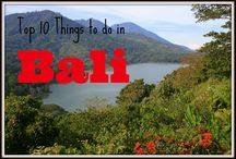 I ♥ Bali Travel / Get away from the overdeveloped south and discover the real Bali - national parks, luxuriant jungle, elegant temples and hospitable people!