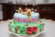 Torte decorate / Realizzazione di torte artistiche decorate in pasta di zucchero per rendere il tuo giorno ancora più originale e indimenticabile
