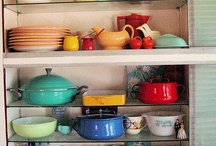 Vintage kitchen goodies / by Lynn May