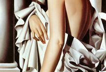 Tamara de Lempicka Style
